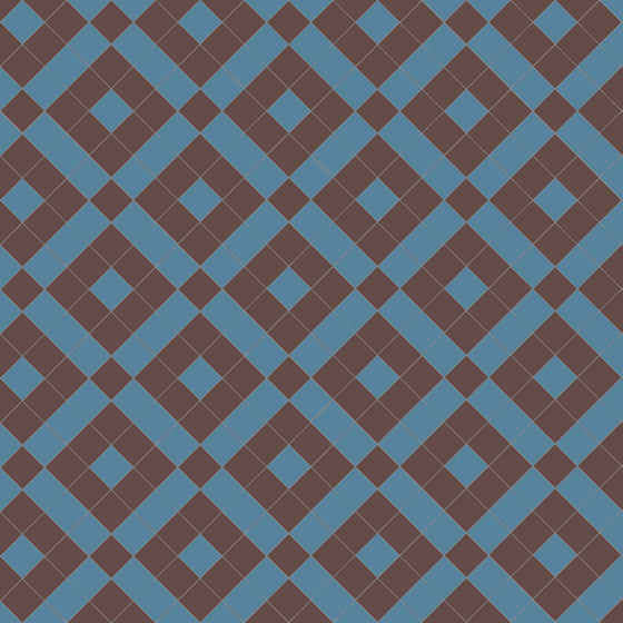 Colliford Brown/Dark Blue