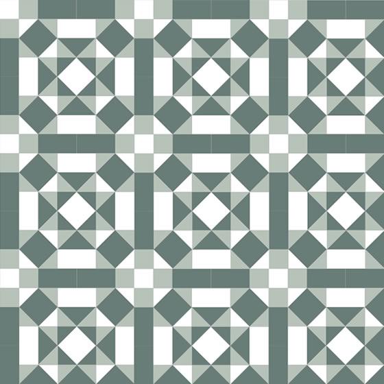 Kielder Pistachio/Dark Green/Super White